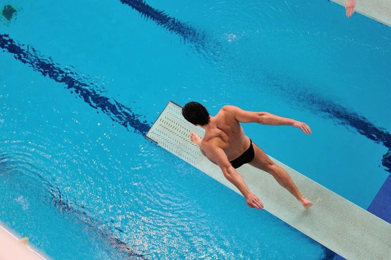 London will host FINA diving world series 2020
